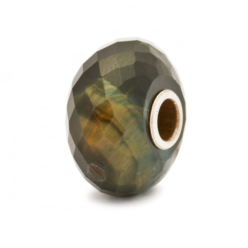Trollbeads Blue Tiger Eye Bead TSTBE-20008