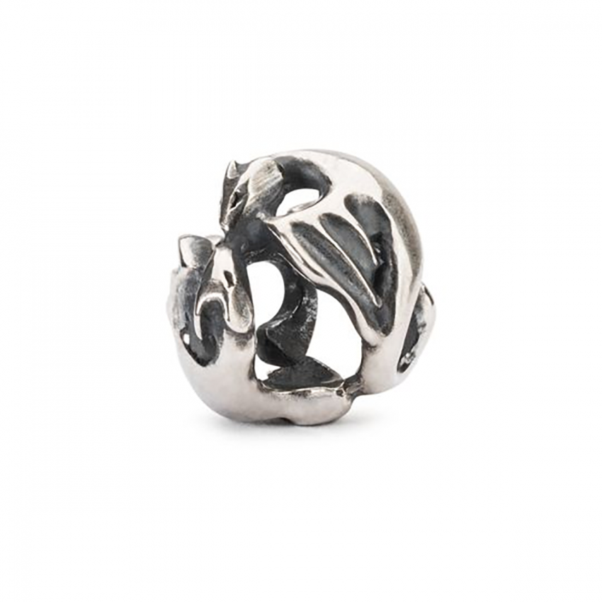 Trollbeads Dancing Dragons Bead TAGBE-10186