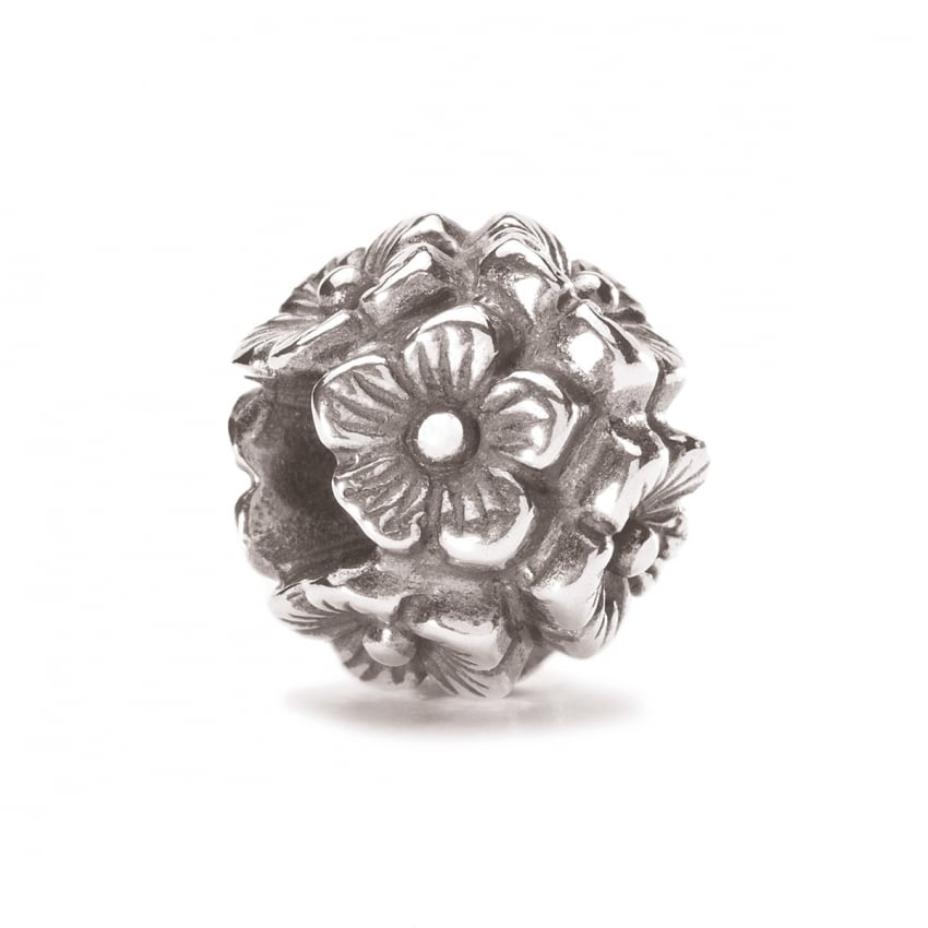 Trollbeads Elderflowers Bead TAGBE-50018