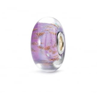 Graceful Sky Glass Bead TGLBE-10326