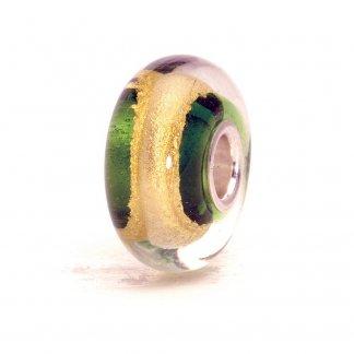 Murano Glass Heart Chakra Bead 62004