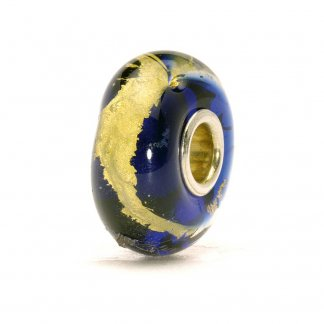 Murano Glass Throat Chakra Bead 62005