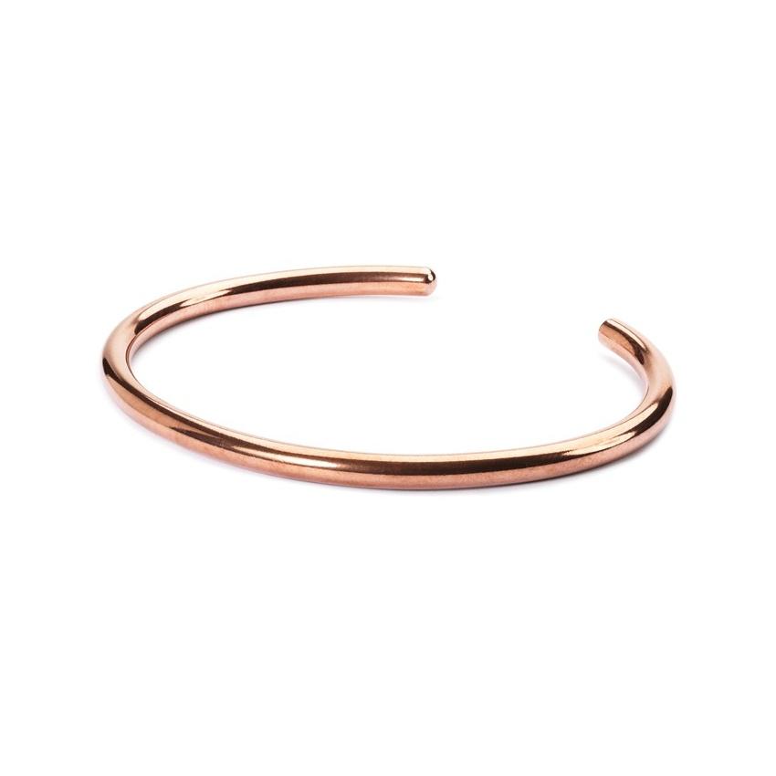 Trollbeads Small Copper Bangle CU15402