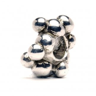 Sterling Silver Cells Bead 11148