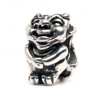 Sterling Silver Fairy Bead 11108