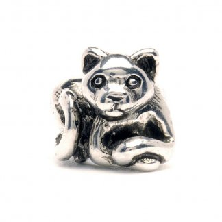 Sterling Silver Kitten bead 11132