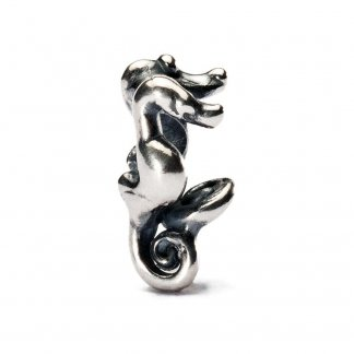 Sterling Silver Seahorses Bead