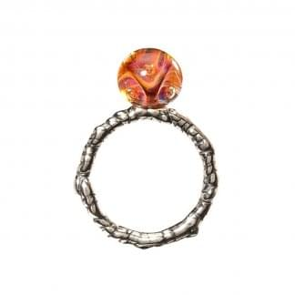 The Eye of the Aphrodite Ring Size 51