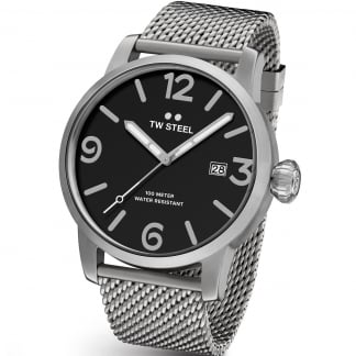 Men's Maverick 45MM Mesh Bracelet Watch