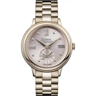 Ladies Portobello Rose Gold Bracelet Watch