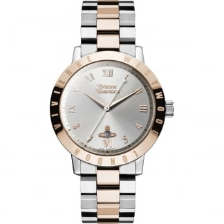 Ladies Swiss Two Tone Bloomsbury Watch