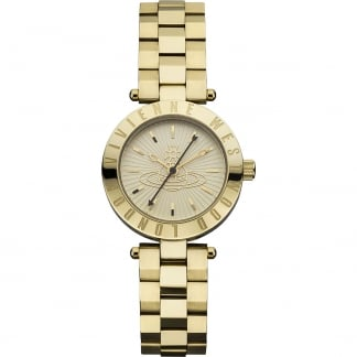 Ladies Westbourne Gold Bracelet Watch