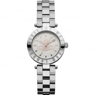 Ladies Westbourne Silver Bracelet Watch VV092SL
