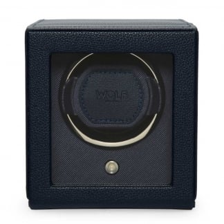 Navy Cub Watchwinder With Cover