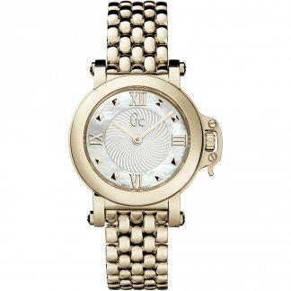 Women's Gold Plated Femme Bijou Watch X52004L1S