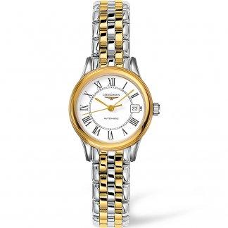 Women's Les Grandes Classiques Two Tone Watch L4.274.3.21.7