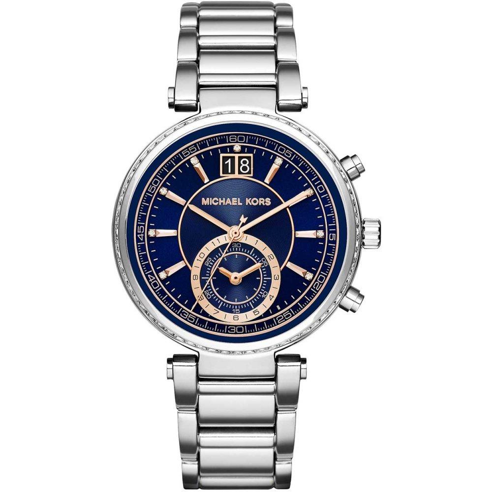 Women  039 s Sawyer Navy Blue Chronograph Watch c038c7c6d5