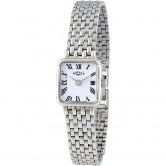 Women's Quartz Silver Tone Bracelet Watch LB00554/01