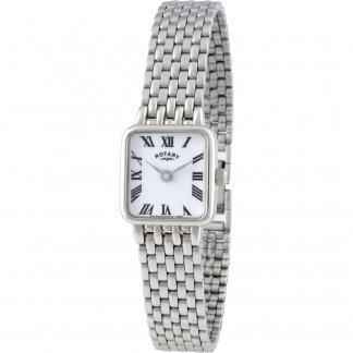 Women's Quartz Silver Tone Bracelet Watch LB00554/01